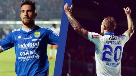 Jonathan Bauman atau Kevin van Kippersluis, jika harus memilih salah satu dari kedua nama tersebut, siapa kira-kira sosok yang lebih pantas mengisi skuat Persib Bandung musim depan? - INDOSPORT