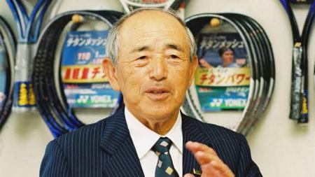 Federasi Bulutangkis Dunia, atau dikenal dengan nama BWF, mengenang kepergian tokoh Jepang yang berkontribusi di industri bulutangkis, Minoru Yoneyama. - INDOSPORT