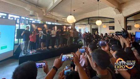 Pameran Otomotif, IIMS Motobike Expo 2019, bakal segera digelar di Istora Senayan, Jakarta pada 29 November hingga 1 Desember 2019 mendatang. - INDOSPORT