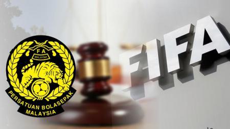 Ilustrasi FIFA Jatuhkan Sanksi untuk oknum suporter di laga Kualifikasi Piala Dunia 2022 antara Malaysia vs Timnas Indonesia, Selasa (19/11/19) kemarin malam. - INDOSPORT