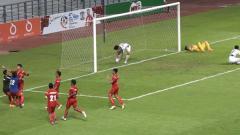 Indosport - Selebrasi Timnas Pelajar Indonesia saat menang atas Korea Selatan