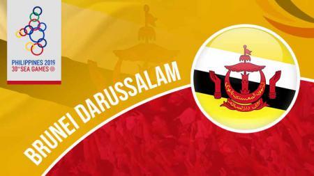Profil Sea Games 2019 Brunei. - INDOSPORT
