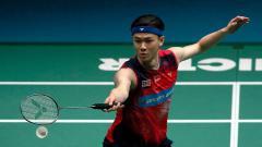 Indosport - Lee Zii Jia murka saat disebut dirinya berhasil meraih medali emas SEA Games 2019 karena absennya Jonatan Christie dan Anthony Sinisuka Ginting.