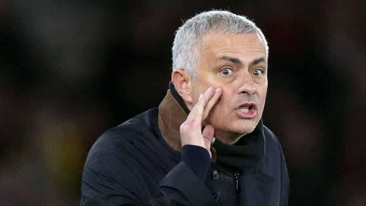 Jose Mourinho resmi jadi pelatih Tottenham Hotspur Copyright: Andrew Matthews/PA Images via Getty Images
