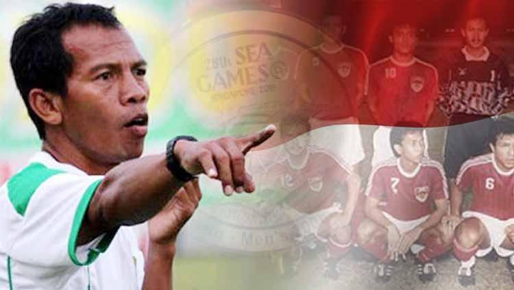 Yusuf Ekodono salah satu legenda timnas Indonesia raih medali emas Copyright: INDOSPORT