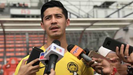 Pemain naturalisasi Timnas Malaysia, Brendan Gan. - INDOSPORT