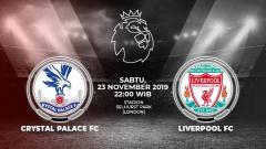 Indosport - Prediksi pertandingan antara Crystal Palace FC vs Liverpool FC dalam lanjutan Liga Inggris 2019-2020 pekan ke-13, Sabtu (23/11/19) WIB.