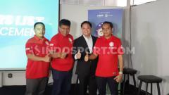 Indosport - Tim U-20 All Star yang akan menantang Real Madrid, Arsenal, dan Inter Milan didominasi oleh penggawa Timnas Indonesia U-19 seperti Bagus Kahfi.