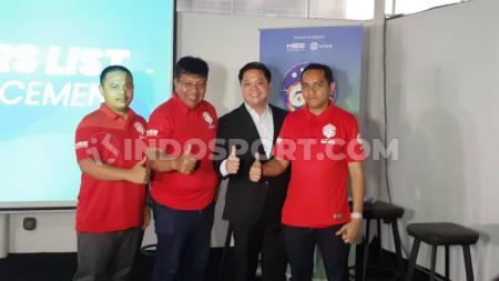 Tim U-20 All Star yang akan menantang Real Madrid, Arsenal, dan Inter Milan didominasi oleh penggawa Timnas Indonesia U-19 seperti Bagus Kahfi. - INDOSPORT