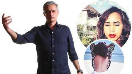 Potret Seksi Silvana Lelesit, Wanita Kenya yang Disebut Pacar Rahasia Jose Mourinho - INDOSPORT