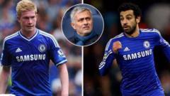 Indosport - Jose Mourinho pernah gagal kembangkan bakat besar Kevin De Bruyne dan Mohamed Salah saat di Chelsea.