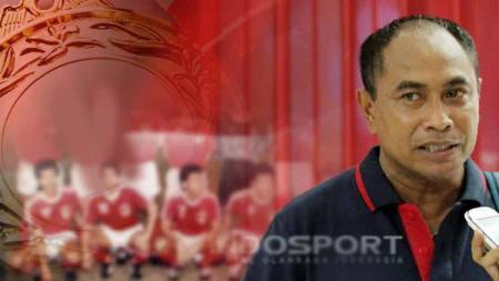 Kas Hartadi salah satu legenda timnas Indonesia di Sea Games - INDOSPORT