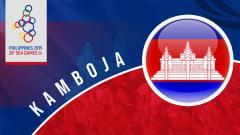 Indosport - Profil Sea Games 2019 Kamboja