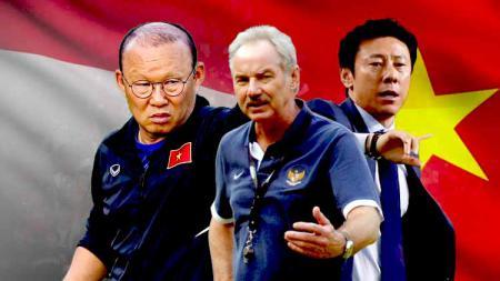 Vietnam Sukses Usai Ditangani Riedl dan Pelatih Korea, Bisa Nular ke Indonesia. - INDOSPORT