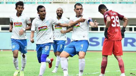 PSIS Semarang berhasil kalahkan Tira-Persikabo dengan skor 2-1 dalam lanjutan Liga 1 2019. - INDOSPORT