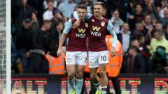 Indosport - Aston Villa berhasil menyamai pencapaian Manchester United usai memastikan diri lolos ke final Piala Liga Inggris 2019-2020.