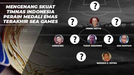 Mengenang Skuat Timnas Indonesia Peraih Medali Emas Terakhir SEA Games - INDOSPORT