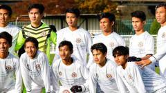Indosport - Hasil pertandingan Garuda Select vs Cheltenham Town U-18 pada Rabu (11/12/19) malam, dihiasi oleh drama empat gol.