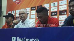 Indosport - Preskon Edson Tavarez pasca Persija Jakarta menelan kekalahan di pekan ke-30 Liga 1 2019 dari Bhayangkara FC.