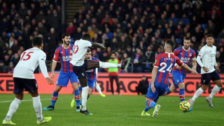 Mantan pemain Liverpool, Philippe Coutinho, mengirim pesan setelah kemenangan The Reds atas Crystal Palace di Liga Inggris pekan kemarin. - INDOSPORT
