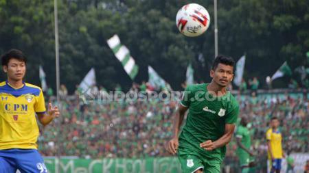 Ilham Fathoni mendapatkan sejumlah tawaran dari klub Liga 1 dan Liga 2 di ujung kontraknya bersama PSMS Medan. - INDOSPORT
