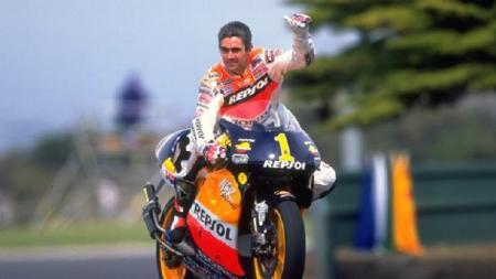 Anak legenda MotoGP Mick Doohan, Jack Doohan, tak mengikuti jejak sang ayah untuk mengikuti ajang balap motor dan lebih memilih Formula 3. - INDOSPORT