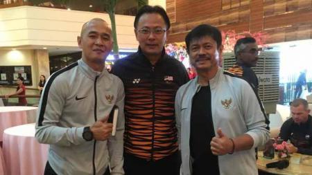 Indra Sjafri, Ong Kim Swee dan Kurniawan Yulianto. Berikut 3 Pelatih Top yang Akan Dihadapi Kurniawan Bersama Sabah FC di Malaysia - INDOSPORT