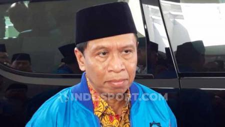 Zainudin Amali menyatakan pihaknya telah berkomunikasi dengan kementerian PUPR untuk mempercepat proses renovasi enam stadion yang akan dipakai di Piala Dunia U-20. - INDOSPORT