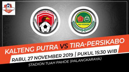 Kalteng Putra berhasil mengantongi poin tiga usai menakluka tim tamu, Tira-Persikabo di laga lanjutan Liga 1 2019. - INDOSPORT