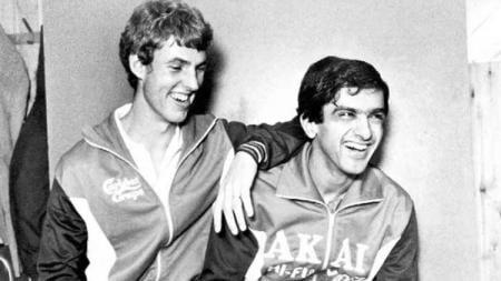 Menilik kisah heroik legenda bulutangkis India, Prakash Padukone yang berhasil kalahkan legenda bulutangkis Indonesia, Liem Swie King di final All England 1980. - INDOSPORT