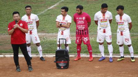 Persija Jakarta bersama enam klub lainnya, masih berpeluang untuk terdegradasi dari Liga 1 yang masih menyisakan tiga pertandingan lagi. - INDOSPORT