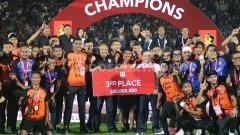 Indosport - Persiraja Banda Aceh memastikan diri berlaga di kompetisi kasta tertinggi Indonesia, Liga 1 musim depan, setelah berhasil keluar sebagai juara ketiga Liga 2.
