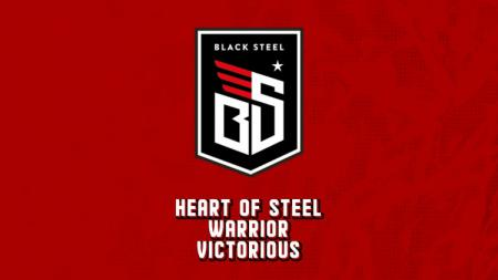 Logo baru klub Pro Futsal League (PFL), Black Steel FC. - INDOSPORT