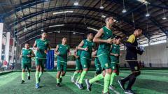 Indosport - Asisten pelatih Persebaya Surabaya, Bejo Sugiantoro sudah siap untuk melakoni lanjutan pertandingan kompetisi Liga 1 2019 lawan Madura United.