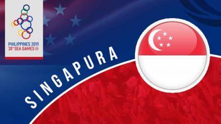 Singapura berhasil meraih 10 medali emas di SEA Games 2019 dalam sehari. - INDOSPORT