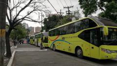 Indosport - Tim sepak bola Ceres Negros langsung menyediakan 17 bus mewah setelah mendapat banyak keluhan tentang kurang matangnya persiapan Filipina di SEA Games 2019.