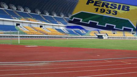 Persib Bandung akan menggunakan Stadion Gelora Bandung Lautan Api. - INDOSPORT