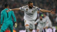 Indosport - Jelang laga Copa del Rey yang mempertemukan Real Madrid vs Unionistas de Salamanca, skuat asuhan Zinedine Zidane dipastikan akan tampil diperkuat Karim Benzema.