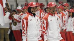 Indosport - Di ajang SEA Games 2019 di Filipina, cabang olahraga karate memperebutkan 13 medali emas dari 4 nomor kata dan 9 nomor komite. Meski berjaya di Asian Games 2018 tahun lalu, namun Tim Karate Indonesia justru tak memasang target muluk-muluk kali ini.