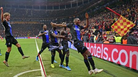 Club Brugge menjadi Juara Liga Belgia Setelah Diberhentikan - INDOSPORT