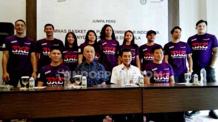 Timnas Basket 3x3 Putri Indonesia tidak ambil pusing meski SEA Games 2019 di Filipina yang dianggap amburadul. - INDOSPORT