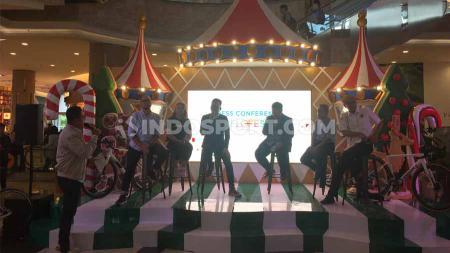 Kuningan City akan menghadirkan acara bagi para penggemar sepeda bertajuk Velofest. - INDOSPORT