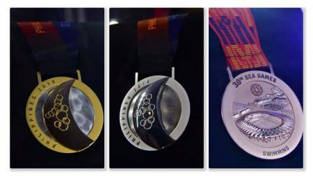 Torehan medali SEA Games 2019. - INDOSPORT