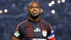 Indosport - Persipura Jayapura tak akan diperkuat Boaz Solossa dan Mamadou Samassa saat bertandang ke markas Kalteng Putra dalam lanjutan Shopee Liga 1 2019.