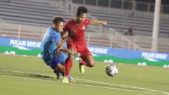 Indosport - Pemain Timnas Indonesia U-23, Osvaldo Haay, selalu menjadi momok menakutkan di SEA Games 2019.