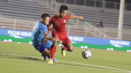 Pemain Timnas Indonesia U-23, Osvaldo Haay, selalu menjadi momok menakutkan di SEA Games 2019. - INDOSPORT