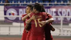Indosport - Timnas Indonesia U-23 ditantang Myanmar di semifinal cabor sepak bola SEA Games 2019.