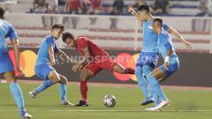 Indosport - Osvaldo Haay turut memanaskan persaingan top skor sepak bola SEA Games 2019 lewat satu golnya di laga Timnas Indonesia vs Singapura U-23.