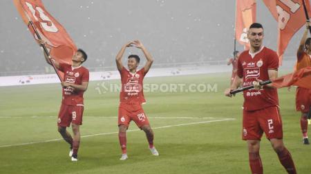 Ketua panitia pelaksana pertandingan (Panpel) Persija Jakarta, Haen Rahmawan memastikan tim Liga 1 tersebut akan menjamu Madura United di Stadion GBK. - INDOSPORT