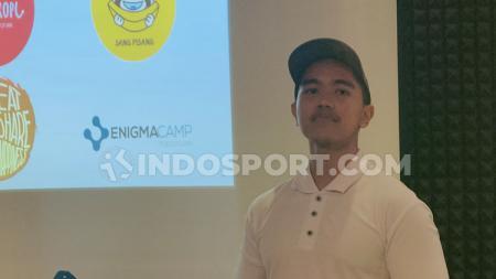 Putra bungsu Presiden RI, Joko Widodo sekaligus pemain Game eSports Mobile Legend, yakni Kaesang Pangarep. - INDOSPORT